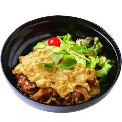 Beef Tamagotoji Rice Bowl