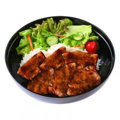 Grilled Pork Rice Bowl